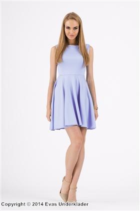 Stilren A-linjeformad klänning
